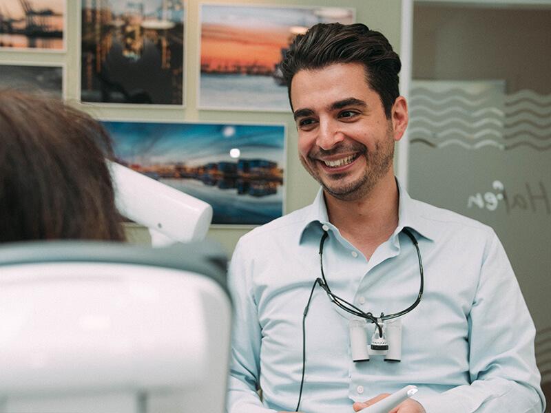 Dentalnord Praxis Ausstattung Zahnreinigung